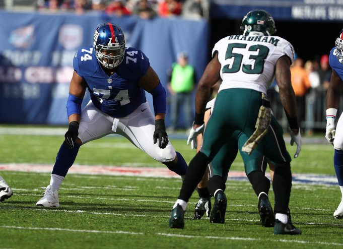 New York Giants Big Blue Bylines, 8/21/17: Ereck Flowers Determined to Avoid 'Weak Link' Label