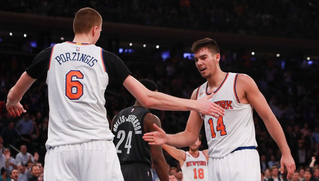 The Knicks Have Established Intriguing Young Core in the Midst of a Negative Narrative 3
