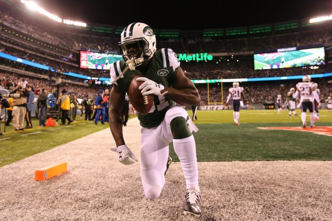 Quincy Enunwa New York Jets