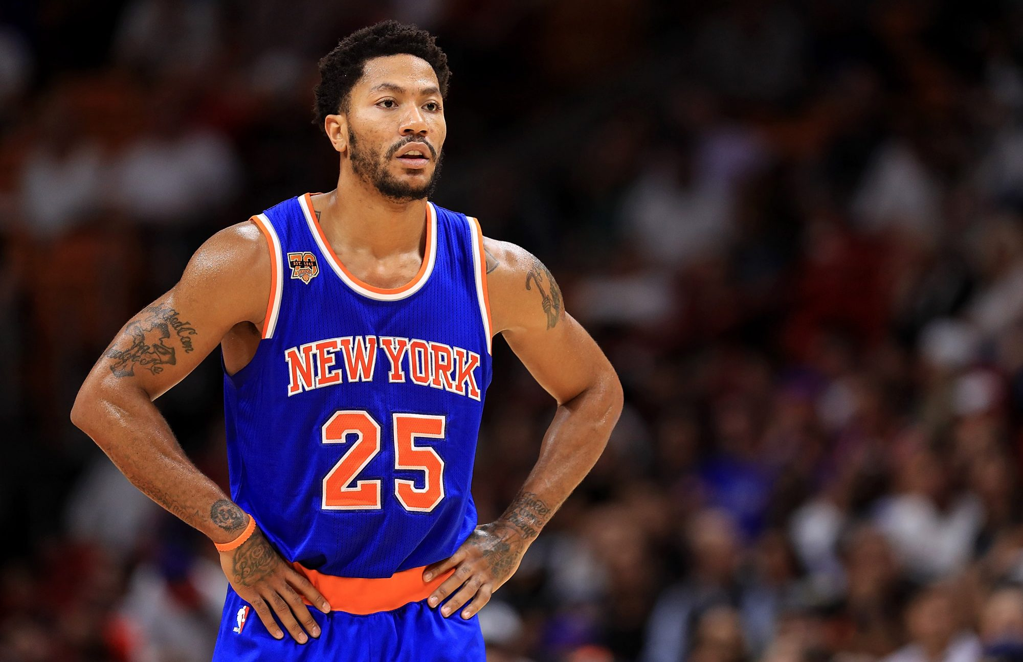 New York Knicks Daily News Mix, 8/29/17: Derrick Rose Talks NY Craziness
