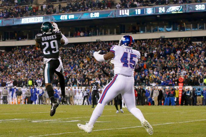 New York Jets Trade For Philadelphia's Terrence Brooks