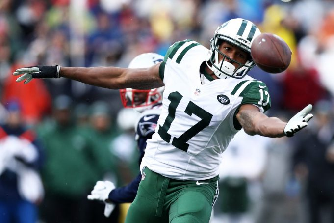 Jets' Charone Peake Has a Golden Opportunity With Quincy Enunwa on the Shelf