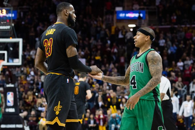 Kyrie Irving Trade Ensures A Bright Future For Cleveland, With Or Without LeBron James
