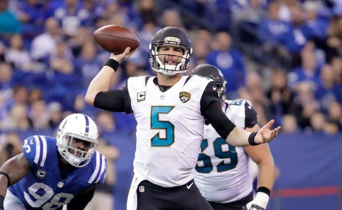 Fantasy Football Q&A, 8/6/17: Blake Bortles vs. Picks and Draft Strategy