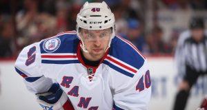 Michael Grabner New York Rangers