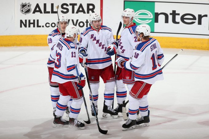 First of Many New York Rangers Previews: The Defense, Powerplay and Goaltending (Video)
