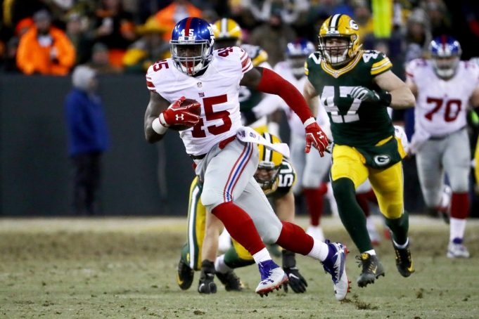 New York Giants Should Look To Will Tye As Answer At Fullback