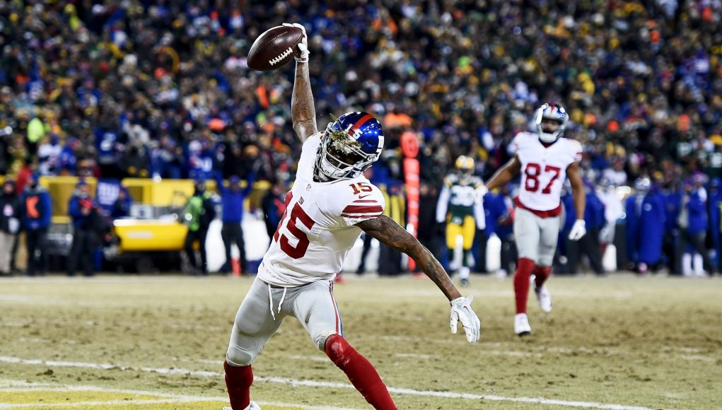 ESNY's Exclusive Interview With New York Giants WR Tavarres King 2