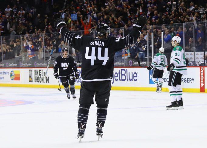 Calvin de Haan New York Islanders