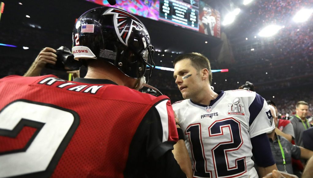 Fantasy Football QB Rankings 2017: Is it Tom Brady or Aaron Rodgers Who Top the List? 1