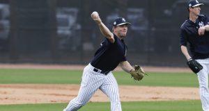 Chance Adams New York Yankees