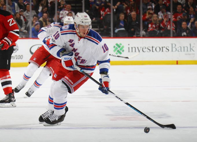 Can J.T. Miller Be the Leader the New York Rangers Need? 1
