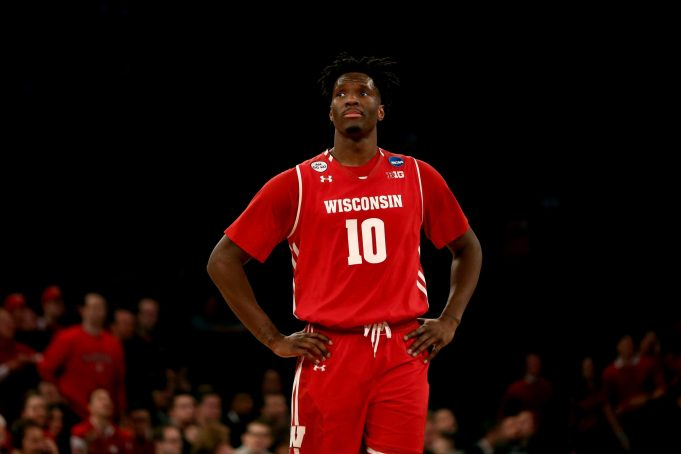 Knicks Sign Nigel Hayes to Partially Guaranteed Deal (Report)