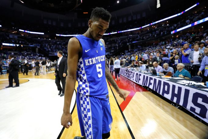 Knicks: Malik Monk Thought He Was Going to New York