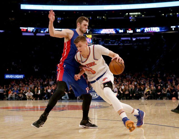 New York Knicks News Mix, 8/12/17: Kristaps Porzingis' Option Picked Up