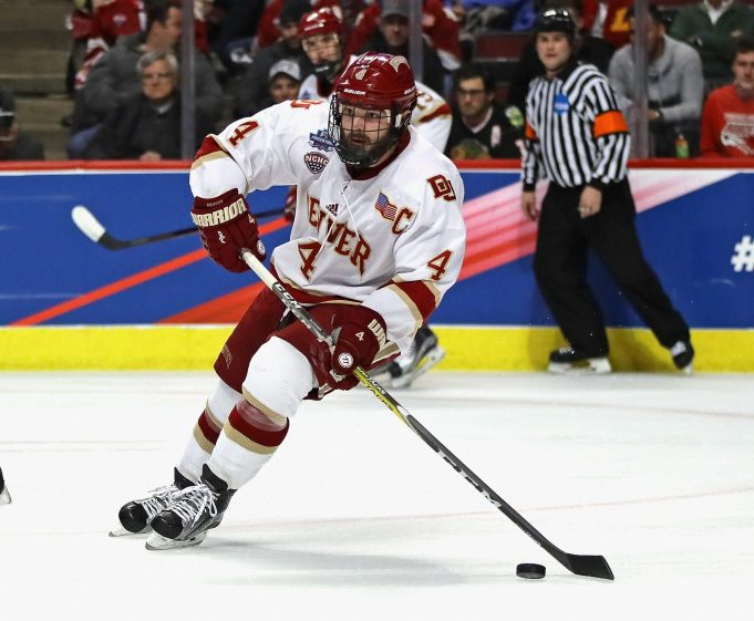 New Jersey Devils: Will Butcher Gives Defense Boost It Needs 1