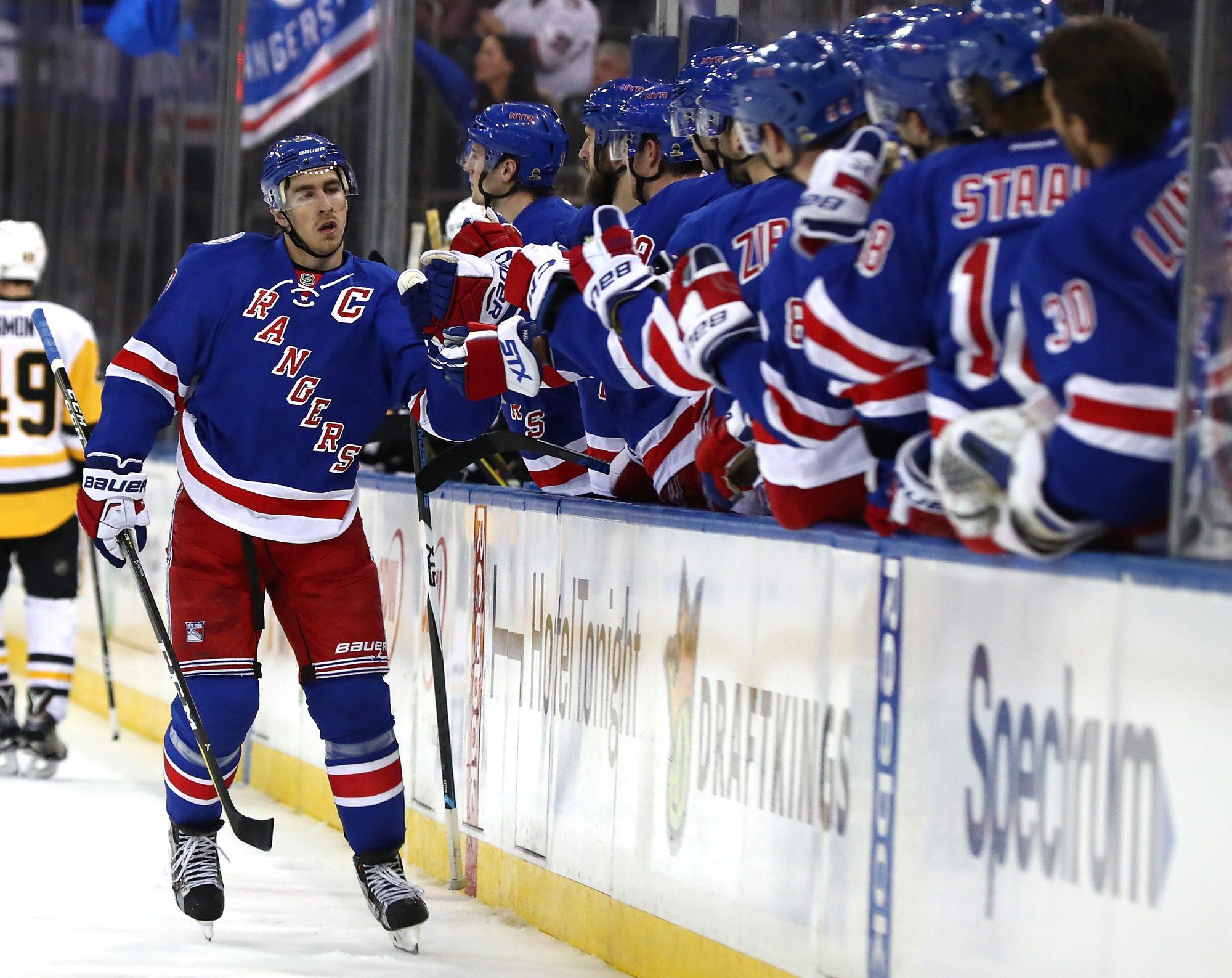 New York Rangers: Ryan McDonagh And Kevin Shattenkirk Named Top 20 Defensemen