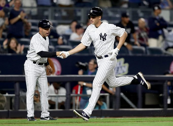 New York Yankees: What Will Be Greg Bird's Role When He Returns?