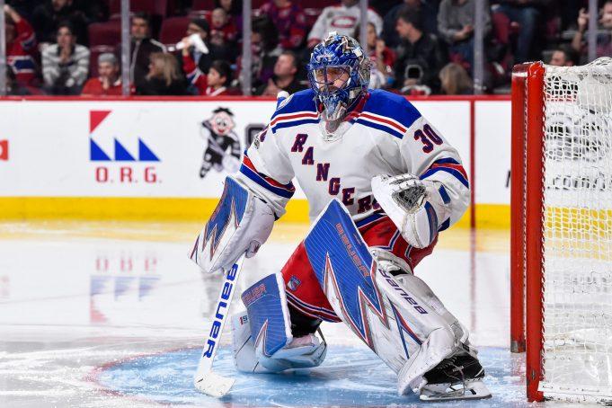 New York Rangers' Henrik Lundqvist Ranked No. 8 Goalie by NHL Network