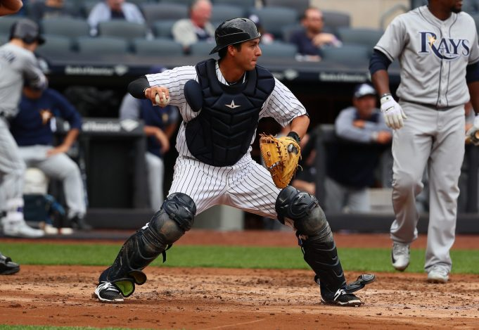New York Yankees Announce Three Pregame Roster Moves