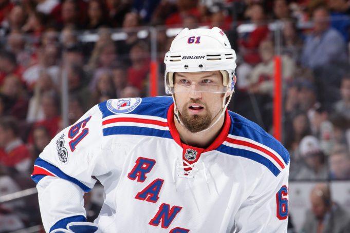 New York Rangers Blueshirt Beat, 8/9/17: Rick Nash's Summer, Eddie Olczyk's Health 2