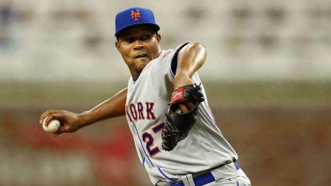 Jeurys Familia New York Mets