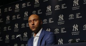 Derek Jeter Looking to New York Yankees Past For Miami's Future