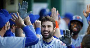 New York Mets Trade Neil Walker To Milwaukee (Report)