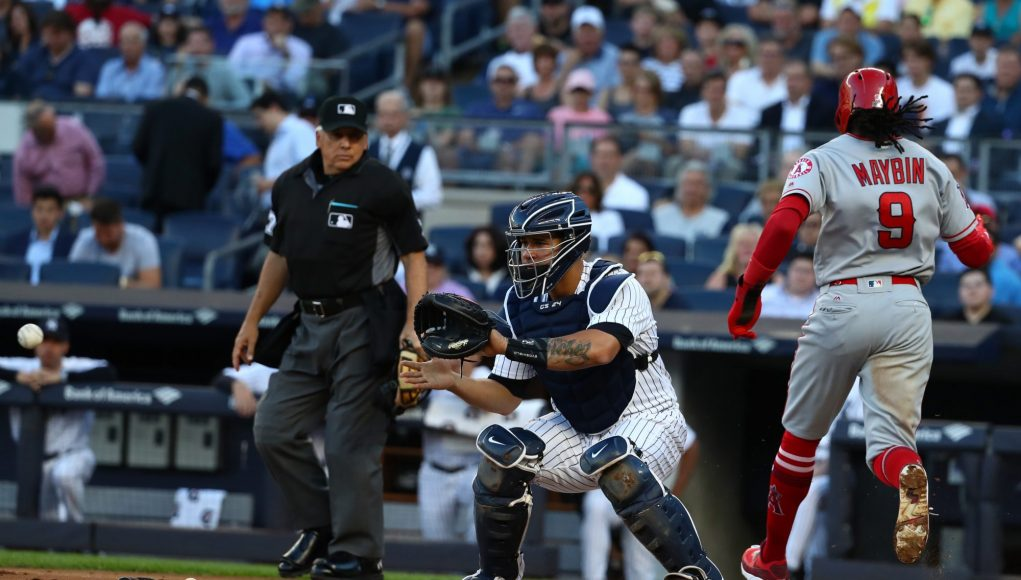 New York Yankees: Organizational Call-Out Of Gary Sanchez Is Very Telling