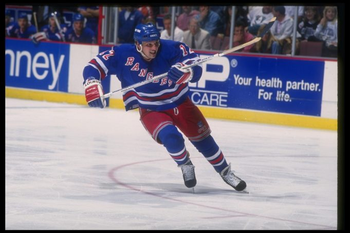 New York Rangers: Eddie Olczyk Diagnosed With Colon Cancer