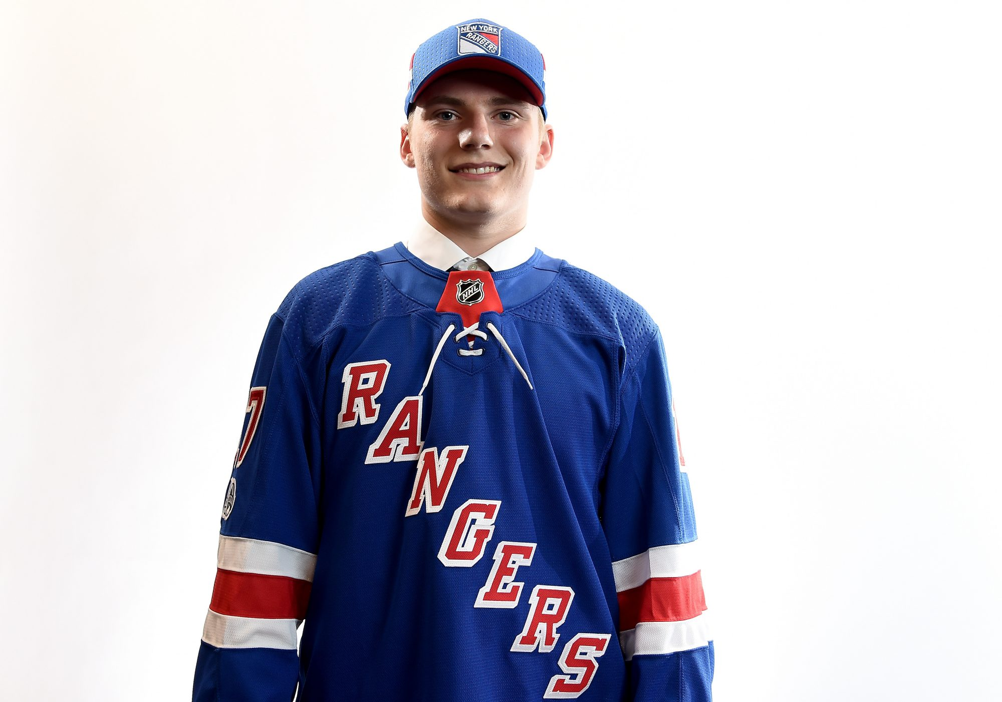 New York Rangers Prospect Lias Andersson Getting Recognized at WJSS
