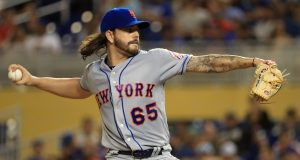 New York Mets Amazin' News 8/7/17: Robert Gsellman Struggles In Rehab Assignment