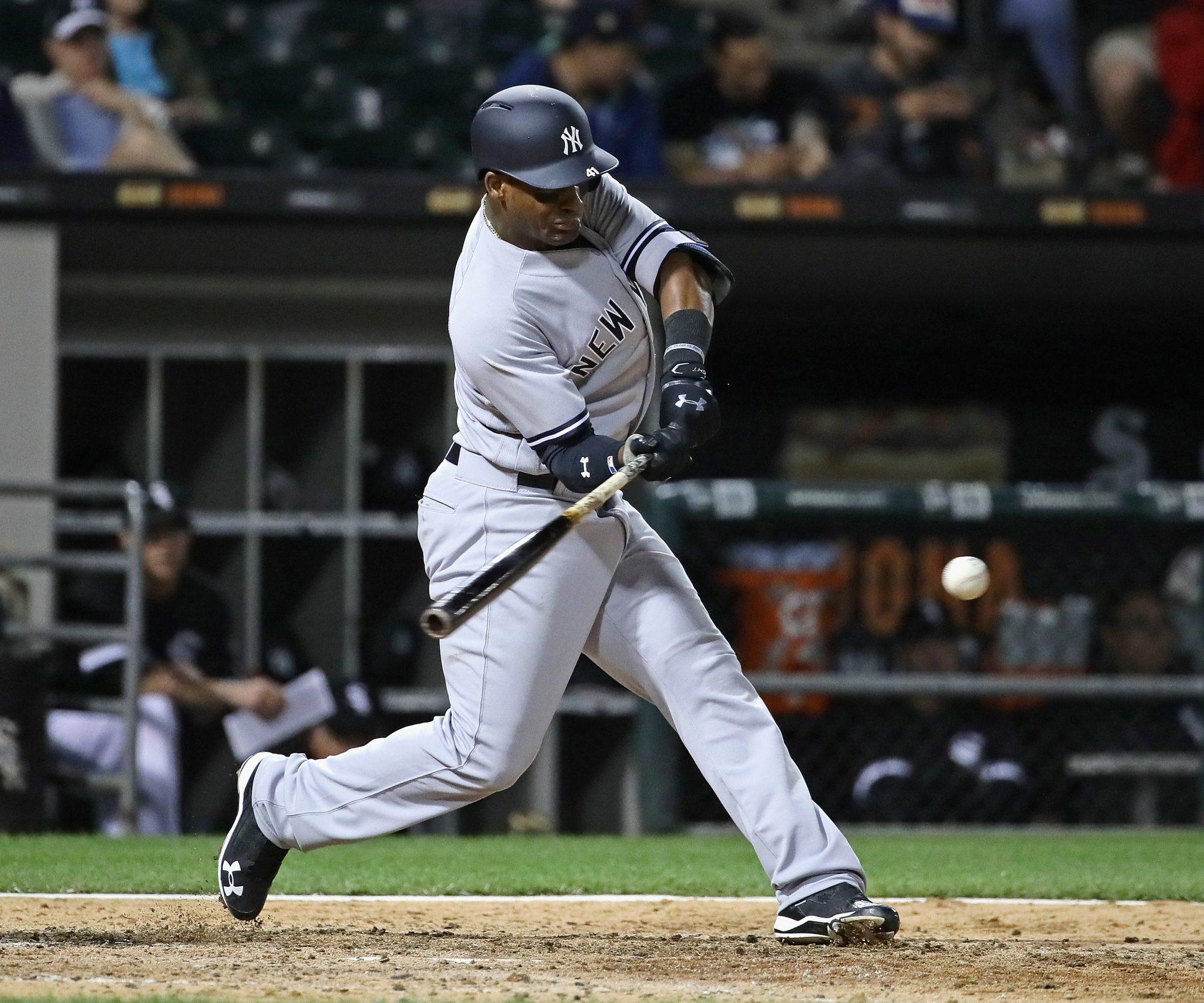 Miguel Andujar New York Yankees