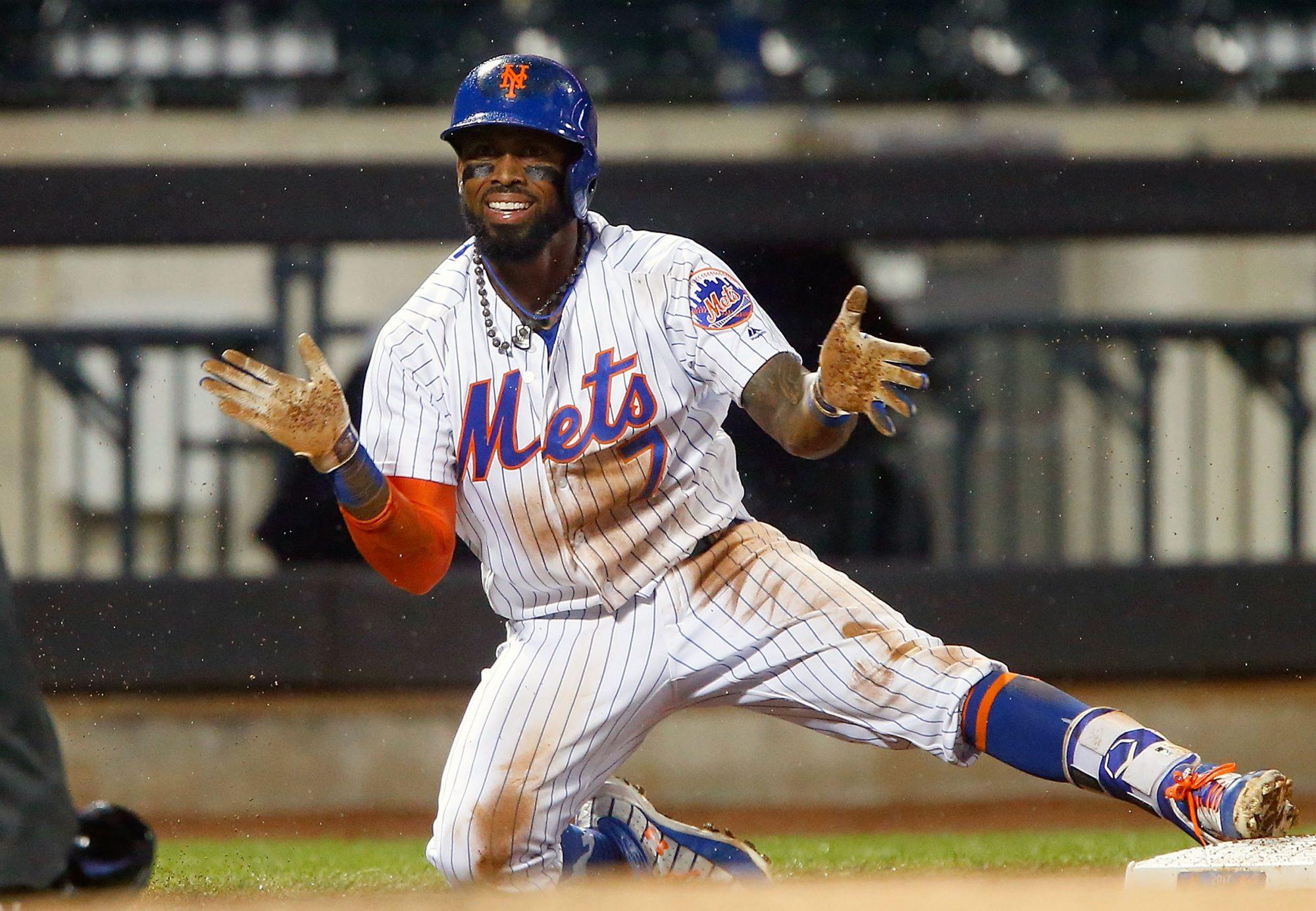 Jose Reyes, New York Mets, MLB