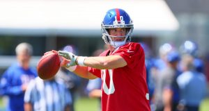 New York Giants Offensive Starters Need to Play Entire First Half vs. Browns 2