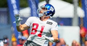 New York Giants Training Camp Notes, 8/13/17: Matt LaCosse Solid, Geno Smith Has the Edge 2