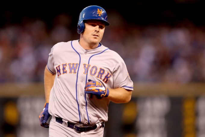 New York Mets Trade Jay Bruce To Cleveland Indians for Pitching Prospect