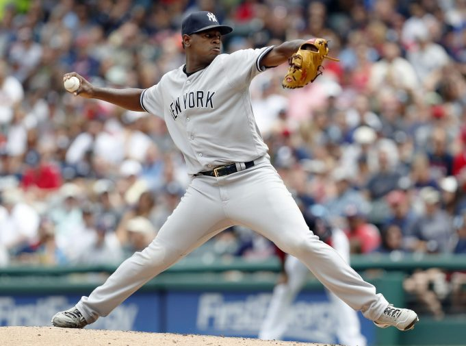 New York Yankees Explode for 8 in Rout Over Cleveland Indians in Series Finale (Highlights)