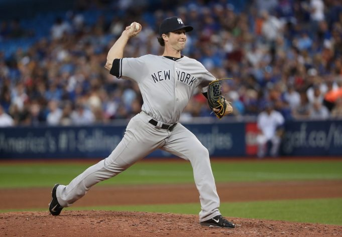 Has Bryan Mitchell Earned His Way Onto The New York Yankees Rotation?