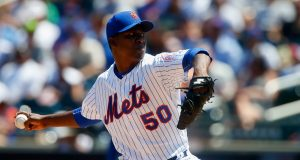 New York Mets Split Two-Game Series With Rangers, Fall 5-1 2