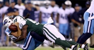 New York Jets Preseason Week 1: Christian Hackenberg Solid, No Harris & Revis=Fast Defense (Highlights) 1