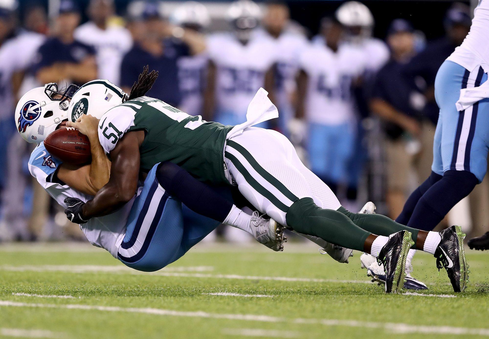 New York Jets Preseason Week 1: Christian Hackenberg Solid, No Harris & Revis=Fast Defense (Highlights) 1