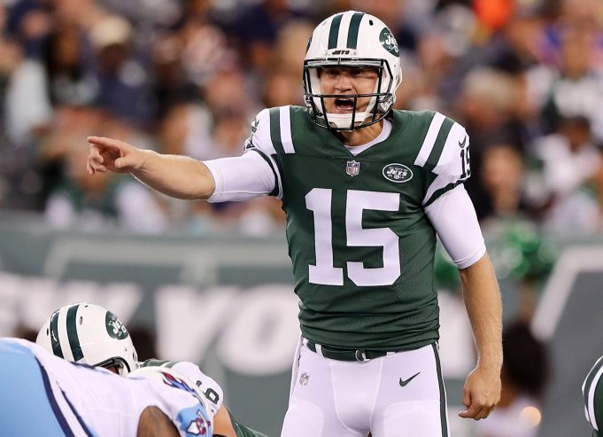 New York Jets Gang Green Report, 8/29/17: Josh McCown Named Week 1 Starter