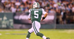 New York Jets Preseason Week 1: West Coast Offense Breakdown 1