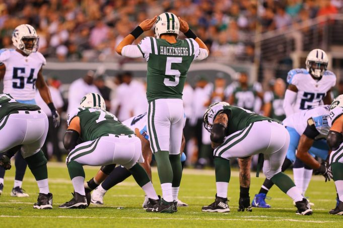 New York Jets Gang Green Report, 8/13/17: Progress for Hack, Therezie Signed, Brown Cut