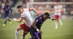 New York Red Bulls Win Big on Pride Night; VAR Gives Kaka Red (Highlights)