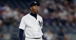 New York Yankees Remove Aroldis Chapman As Closer
