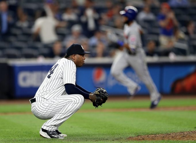 New York Yankees' New Strategy Perfect For Aroldis Chapman