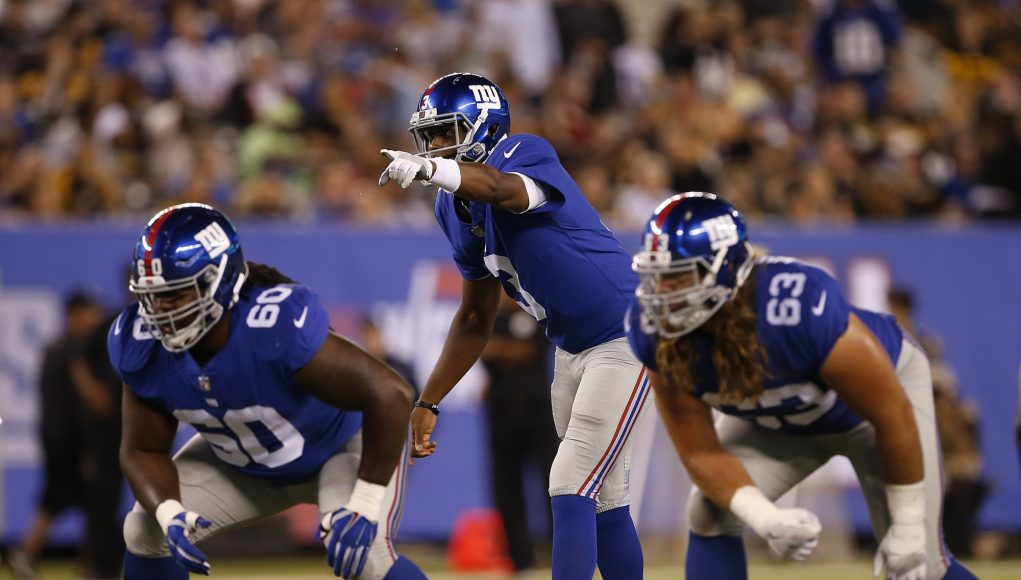 New York Giants' Preseason Finale Anything But Pointless For 7 Positional Battles
