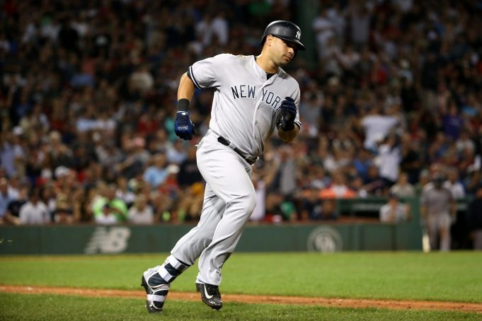 Gary Sanchez, Not Judge, Is The New York Yankees Most Valuable HR Hitter 2